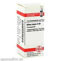 ABIES NIGRA C30, 10 G, Dhu-Arzneimittel GmbH & Co. KG
