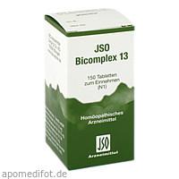 JSO BICOMPLEX HEILM NR 13, 150 ST, Iso-Arzneimittel GmbH & Co. KG