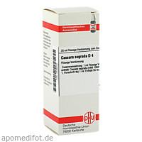 CASCARA SAGRADA D 4, 20 ML, Dhu-Arzneimittel GmbH & Co. KG