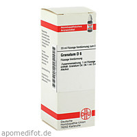 GRANATUM D 6, 20 ML, Dhu-Arzneimittel GmbH & Co. KG
