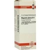 MAGNOLIA GLAUCA D 4, 20 ML, Dhu-Arzneimittel GmbH & Co. KG