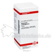 RANUNCULUS SCEL D12, 200 ST, Dhu-Arzneimittel GmbH & Co. KG