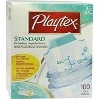 PLAYTEX EINWEGBEUTEL 120ml/118, 100 ST, Ahorn Sportswear Textilien GmbH