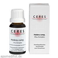 CERES Hedera comp., 20 ML, Ceres Heilmittel GmbH