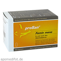 Prosan Femin-meno, 60 ST, Prosan Pharmazeutische Vertriebs GmbH
