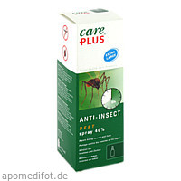 Care Plus Deet-Anti-Insect Spray 40%, 100 ML, Tropenzorg B.V.