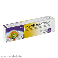 KAMILLOSAN SALBE, 100 G, Meda Pharma GmbH & Co. KG