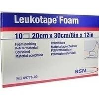 LEUKOTAPE FOAM 20X30CM 9776, 10 ST, Bsn Medical GmbH