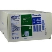 ConSecura Colostomiebtl. Stand/Opak 45mm, 30 ST, Convatec (Germany) GmbH