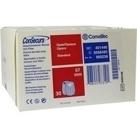 ConSecura Colostomiebtl. Stand/Opak 57mm, 30 ST, Convatec (Germany) GmbH