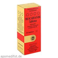 MUSCARSAN D 6, 80 ST, Sanum-Kehlbeck GmbH & Co. KG