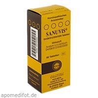 SANUVIS, 80 ST, Sanum-Kehlbeck GmbH & Co. KG