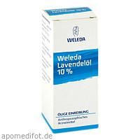 Lavendelöl 10%, 50 ML, Weleda AG