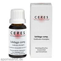 CERES Solidago comp., 20 ML, Ceres Heilmittel GmbH