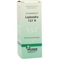 PFLÜGERPLEX Leptandra 157 H Tropfen, 50 ML, A.Pflüger GmbH & Co. KG
