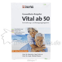 Vital ab 50, 1 ST, Deutscher Apotheker Verlag Dav