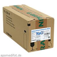 KOCHSALZ 0.9% ISOTON GL, 10X250 ML, B. Braun Melsungen AG