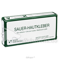 Hautkleber SAUER 5000, 2X28 G, Manfred Sauer GmbH