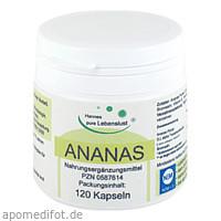 ANANAS ENZYME, 120 ST, G & M Naturwaren Import GmbH & Co. KG