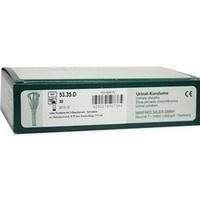 Kondome m. Schlauch 5335D, 30 ST, Manfred Sauer GmbH