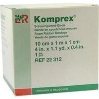 KOMPREX SCHAUMG 1mx10cm, 1 ST, Lohmann & Rauscher GmbH & Co. KG