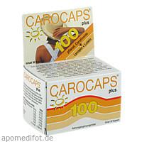 Carocaps 100 plus, 30 ST, Isar Pharm Austria Vertriebsges.Mbh