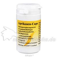 Aprikosen-Caps, 60 ST, merosan GmbH