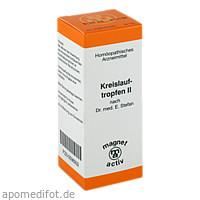 KREISLAUFTROPFEN II, 30 ML, Infirmarius GmbH