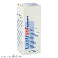 LACTISOL, 100 ML, Galactopharm Dr. Sanders GmbH & Co. Kg.