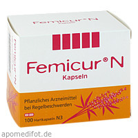 Femicur N Kapseln, 100 ST, Schaper & Brümmer GmbH & Co. KG