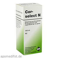 Corselect N, 100 ML, Dreluso-Pharmazeutika Dr.Elten & Sohn GmbH