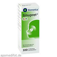 Sinupret Saft, 100 ML, Bionorica Se