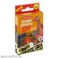Kinderpflaster Zoo 2 Grössen, 10 ST, Axisis GmbH