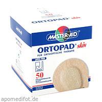 ORTOPAD Skin Junior Augen Okklusionspflaster, 50 ST, Trusetal Verbandstoffwerk GmbH