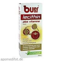 BUER LECITHIN PLUS VITAMINE, 750 ML, DR. KADE Pharmazeutische Fabrik GmbH