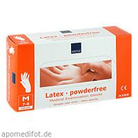 Latex-Handschuhe Medium ungepudert 4388, 100 ST, Abena GmbH
