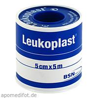LEUKOPLAST WASSF 5X5CM, 1 ST, Bsn Medical GmbH