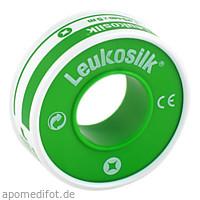 LEUKOSILK 5MX1.25CM, 1 ST, Bsn Medical GmbH
