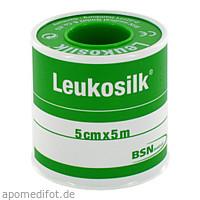 LEUKOSILK 5MX5CM, 1 ST, Bsn Medical GmbH
