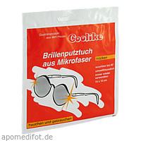 Brillenputztuch aus Microfaser, 1 ST, Coolike-Regnery GmbH