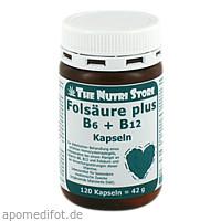 Folsaeure + B12 + B6, 120 ST, Hirundo Products