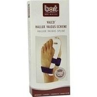 BORT Valco Hallux-Valgus Bandage rechts small, 1 ST, Bort GmbH