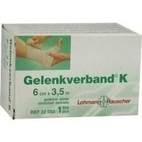 GELENKVERBAND K 3.5mx6cm, 1 ST, Lohmann & Rauscher GmbH & Co. KG