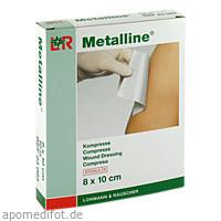 METALLINE KOMPR STER 8X10, 10 ST, Lohmann & Rauscher GmbH & Co. KG