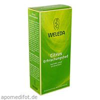 WELEDA Citrus-Erfrischungsbad, 200 ML, Weleda AG