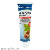 Klosterfrau Venengold Bein-Gel, 150 ML, MCM KLOSTERFRAU Vertr. GmbH