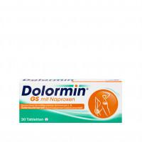 Dolormin GS mit Naproxen, 30 ST, Johnson & Johnson GmbH