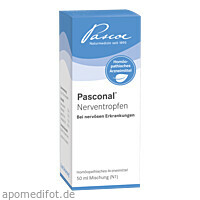 PASCONAL NERVENTROPFEN, 50 ML, Pascoe pharmazeutische Präparate GmbH