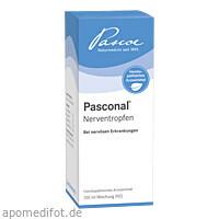 PASCONAL NERVENTROPFEN, 100 ML, Pascoe pharmazeutische Präparate GmbH