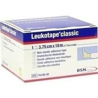 LEUKOTAPE Classic 3.75cmx10m gelb, 1 ST, Bsn Medical GmbH